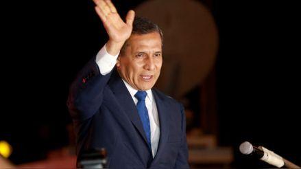 Candidatos a la presidencia en un 2x3: Ollanta Humala del Partido Nacionalista [Audiogalería]