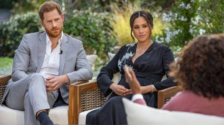 Meghan Markle revela que se casó con el príncipe Harry tres días antes de la