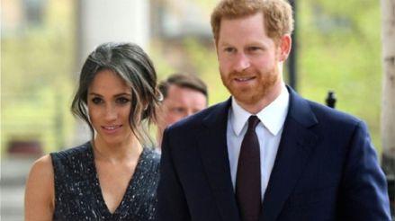 ¡Tendrán una niña! Meghan Markle y el príncipe Harry sobre su segundo bebé