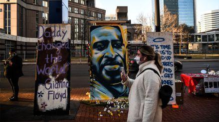 El tío de George Floyd inicia el juicio contra el policía acusado por su asesinato sin tanto optimismo