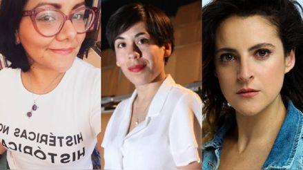 Día de la Mujer: 3 proyectos culturales que buscan la igualdad y visibilidad en las letras, el cine y teatro