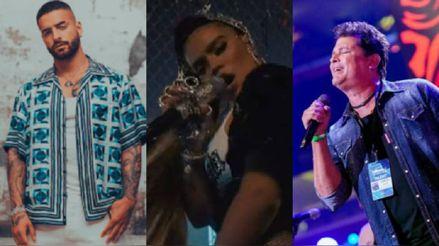 Maluma, Karol G y Carlos Vives actuarán en los Latin American Music Awards 2021