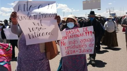Puno: Pobladores de la Cuenca Coata denuncian que siguen consumiendo agua con arsénico