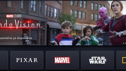 Disney Plus anuncia ambicioso plan: Lanzará más 100 nuevos títulos por año
