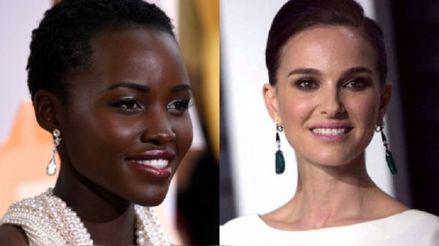 Dos ganadoras del Oscar en Apple TV+: Natalie Portman debutará en la televisión con Lupita Nyong'o
