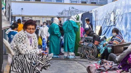 Coronavirus en Perú: La crisis sanitaria que la pandemia 'desnudó' en el país