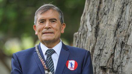 Candidatos a la presidencia en un 2x3: Ciro Gálvez de Renacimiento Unido Nacional