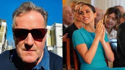 No perdona: Meghan Markle presentó una queja contra el periodista Piers Morgan, su mayor crítico