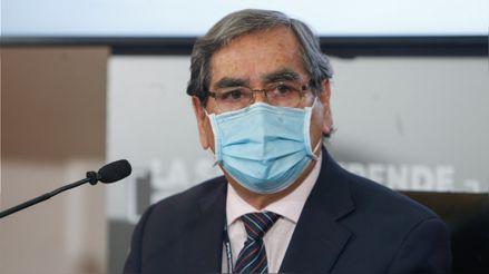 Óscar Ugarte sobre plan de inmunización contra la COVID-19: