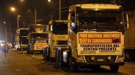 Paro de transportistas: conoce las incidencias del tercer día de protestas [Audiogalería]