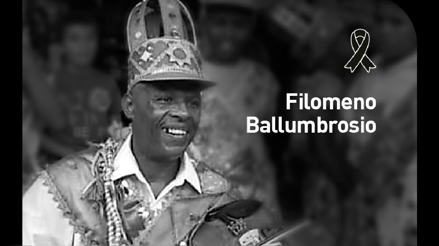Falleció Filomeno Ballumbrosio, destacado percusionista y artista afroperuano, a los 59 años
