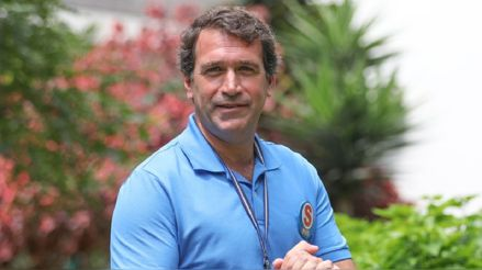 Candidatos a la presidencia en un 2x3: Rafael Santos de Perú Patria Segura [Audiogalería]