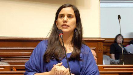 Candidatos a la presidencia en un 2x3: Verónika Mendoza de Juntos por el Perú  [Audiogalería]