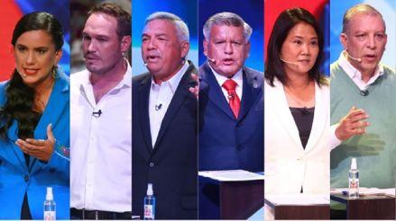 Debate presidencial 2021: Así se desarrolló la primera fecha del debate organizado por el JNE [Audiogalería]