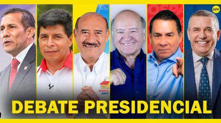 EN VIVO | Debate Presidencial 2021 | Candidatos exponen sus propuestas en la segunda fecha del debate organizado por el JNE