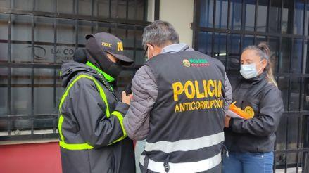 Junín: Intervienen a suboficial de la Policía Nacional cuando recibía una coima