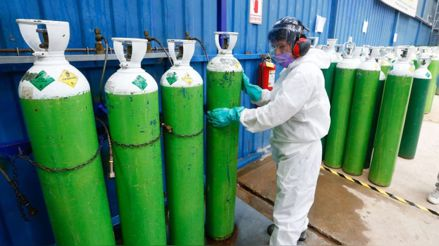 El proyecto Legado se encargará de la compra de plantas de oxígeno a favor del Minsa