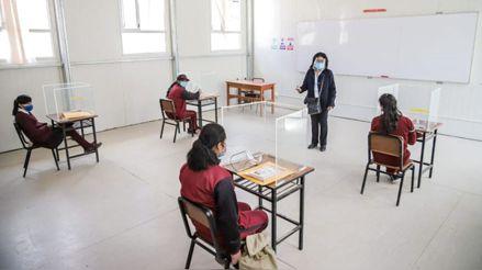 Minedu: El 19 de abril inicia el retorno voluntario y gradual a los colegios y programas educativos