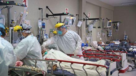 Coronavirus en Perú: Colapso de camas UCI agrava crisis sanitaria en algunas regiones del país