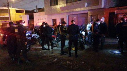 Cercado de Lima: Policía intervino velorio que se convirtió en fiesta durante la madrugada