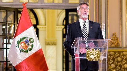 Francisco Sagasti: La voluntad de la ciudadanía en las urnas será plenamente respetada