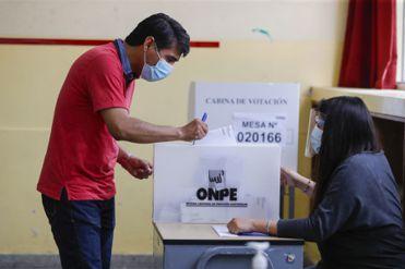 EN VIVO | Elecciones 2021: La ONPE actualizó los resultados con actas contabilizadas al 44.566 %  | Minuto a minuto | ONPE