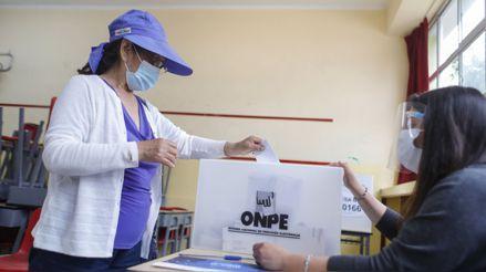 Coronavirus en Perú: Cuatro recomendaciones para cuidarte de la COVID-19 mientras vas a votar