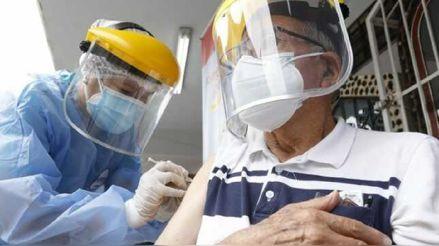Minsa aplicará desde el miércoles 14 la segunda dosis contra COVID-19 en San Juan de Lurigancho y San Martín de Porres