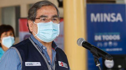 Ministro Ugarte comenta que nueva estrategia de vacunación contra la COVID-19 tendrá trabajo conjunto de subsistemas de salud