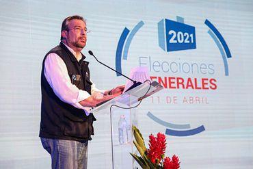 Elecciones 2021: Así va el conteo de las actas, minuto a minuto