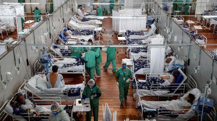 Brasil: La segunda ola de la pandemia se ensaña con los menores de 40 años internados en UCI