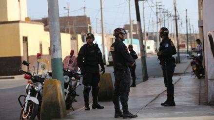 Callao: Policía fue herido de bala en el pecho por dos delincuentes