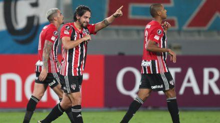 No fue una buena noche celeste: Sporting Cristal cayó goleado 3-0 ante Sao Paulo por la Copa Libertadores