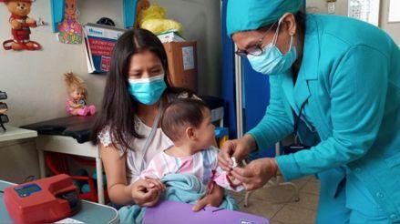 El 40% de niños de 6 a 35 meses de edad en el Perú sufrió de anemia durante la pandemia
