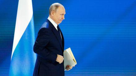 Vladimir Putin advierte a Occidente que