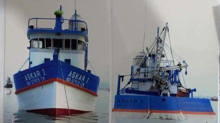 Ica: Ocho pescadores permanecen desaparecidos desde hace 26 días