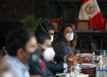 EN VIVO | Titular de la PCM informa sobre acuerdos del Consejo de Ministros frente a la pandemia | Coronavirus en Perú