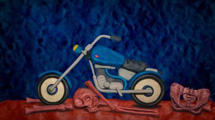 Carreteras de terror: Historias de motociclistas [Audiogalería]