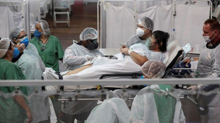 El mundo supera los 150 millones de contagios de la COVID-19 y más de 3.1 millones de muertos