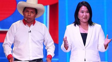 Elecciones 2021 | Minuto a minuto: así fue el debate entre Pedro Castillo y Keiko Fujimori en Chota