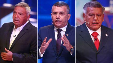 Segunda vuelta: ¿a quién apoyarán los excandidatos presidenciales? [Audiogalería]