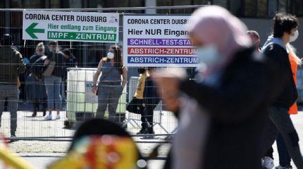Alemania estima que habrá ofrecido la vacuna contra la COVID-19 a todos los adultos en julio