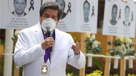 Colegio Médico del Perú sobre COVID-19: