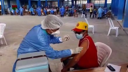 """Mario Carhuapoma: """"De 7 mil millones de habitantes en el mundo, solo 200 millones han tenido acceso a la vacuna"""""""