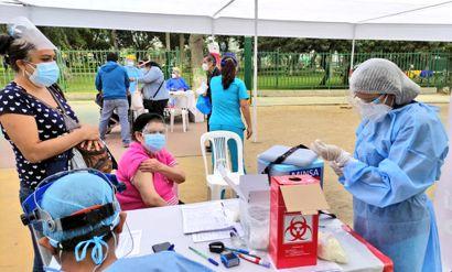 EN VIVO | Así se desarrolla la jornada de vacunación en el país este sábado 8 de mayo | Minuto a minuto | Vacunación contra la COVID-19
