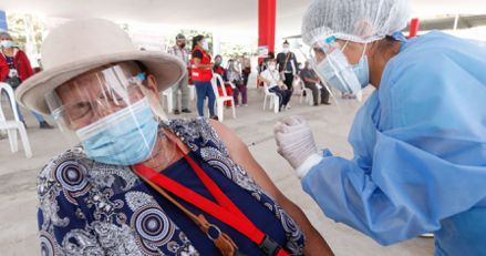 EN VIVO | Así se desarrolla la jornada de vacunación en el país este domingo 09 de mayo | Minuto a minuto | Vacunación contra la COVID-19