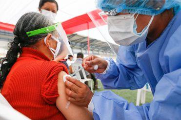 Así se desarrolla en el país la jornada de vacunación contra la COVID-19