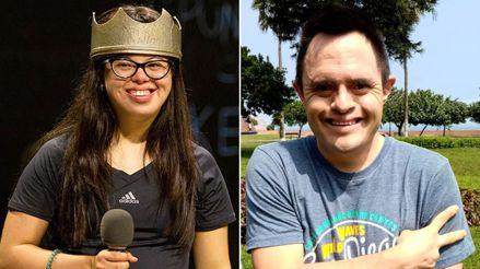 Vacunación a personas con síndrome de Down: actores Ximena Rodríguez y Jaime Cruz comparten su testimonio