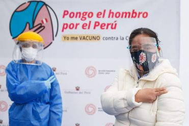 EN VIVO | Así se desarrolla la jornada de vacunación en el país este miércoles 12 de mayo | Minuto a minuto | Vacunación contra la COVID-19