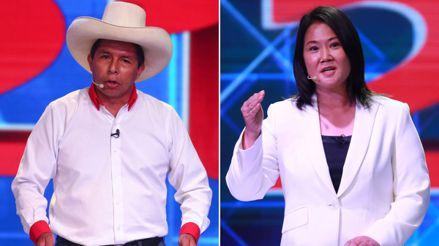 JNE: Debate entre Pedro Castillo y Keiko Fujimori se realizará el 30 de mayo en Arequipa